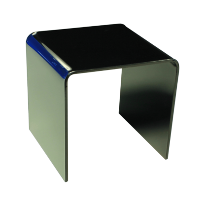 1/8 inch thick black acrylic risers