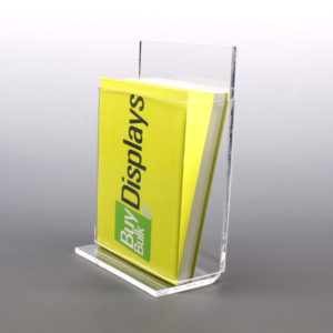 Acrylic Literature Display Holders