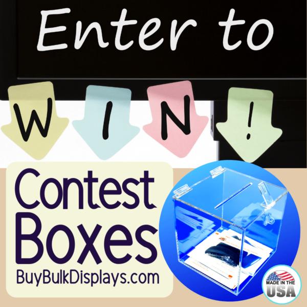 Contest boxes
