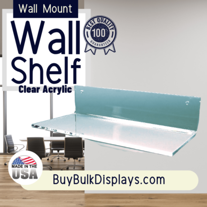 Wall Mount Wall Shelf