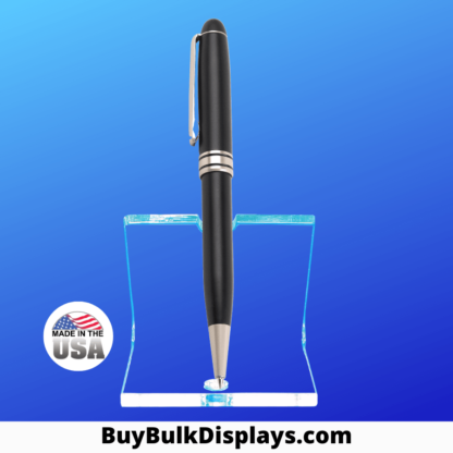 Acrylic single pen stand