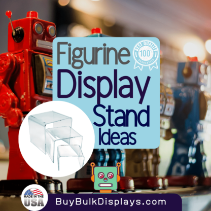 Figurine Display Stand Ideas