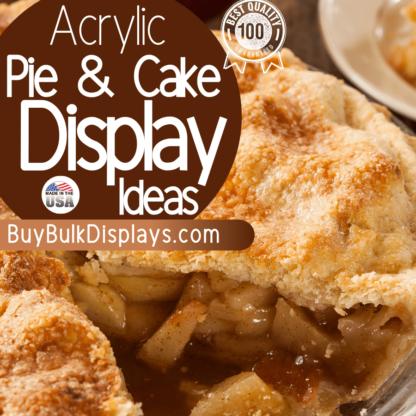 Pie cake display ideas