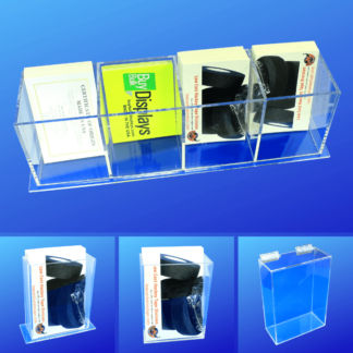 Acrylic Literature, Marketing Display Holders