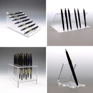Acrylic Pen Display Holder Stands