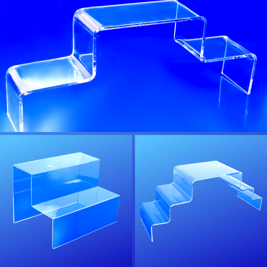 Stairway display stands category
