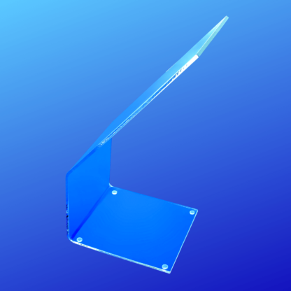 Clear Acrylic Biohazard Safety Shield