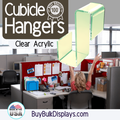 Cubicle hanger