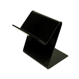 Black Acrylic Easel Stand