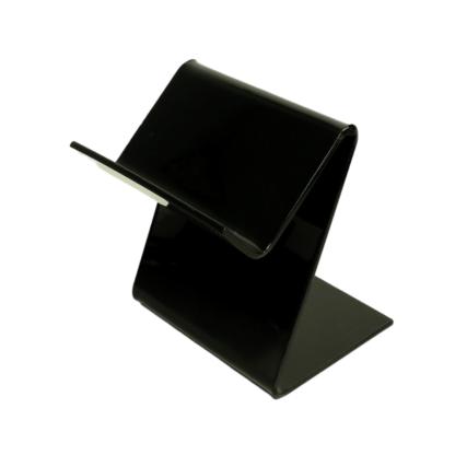 Black Acrylic Easel Stand