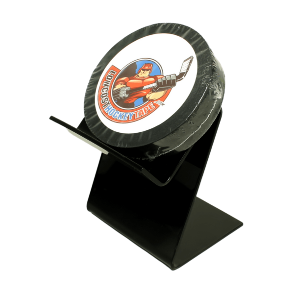 Black Acrylic Elevated Easel Stand