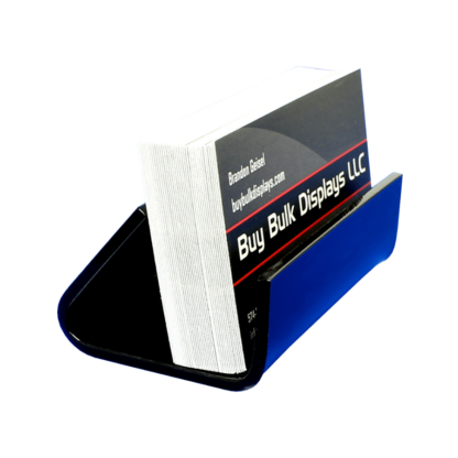Black acrylic stand