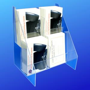 Multi Pocket Literature Holder