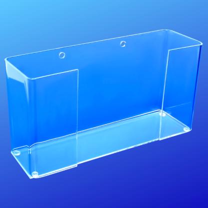 Clear Acrylic Disposable Glove Dispenser