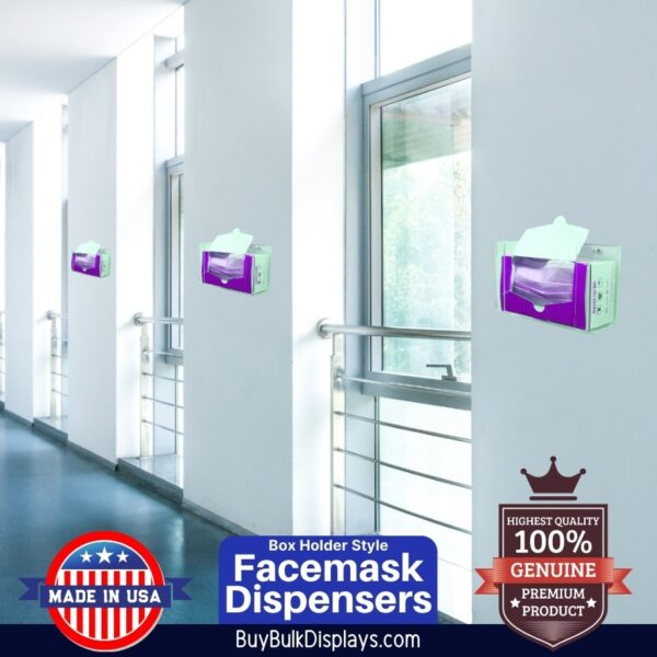 face mask dispensers